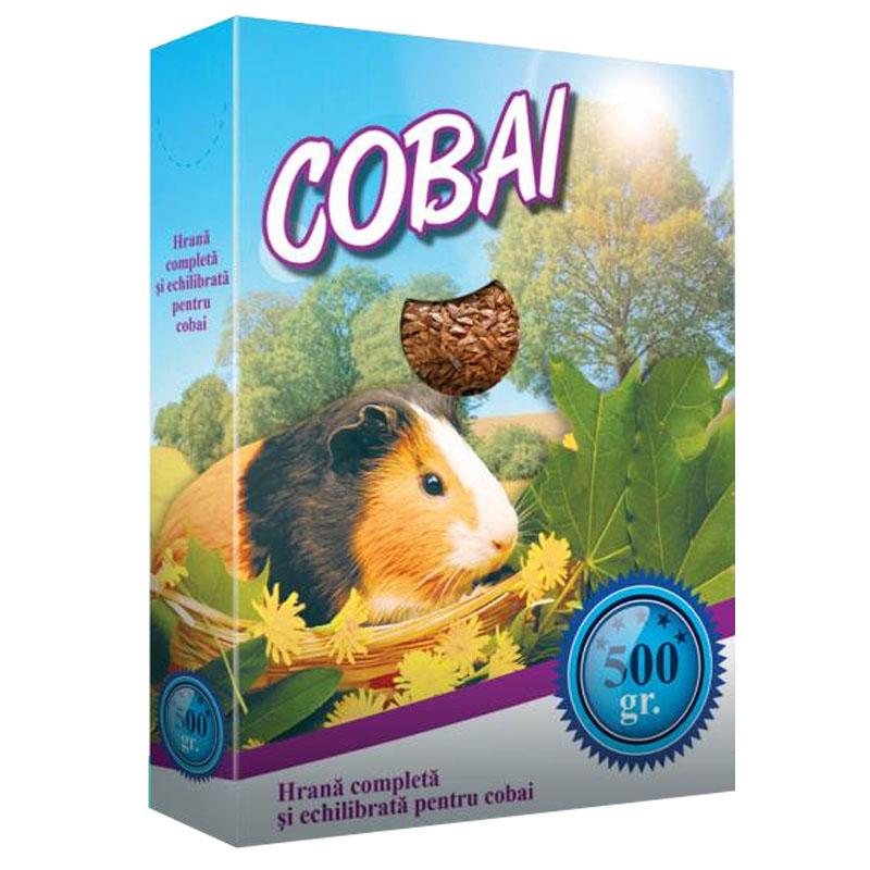 Полнорационный сухой корм для морских свинок COBAI 500г Кишинев