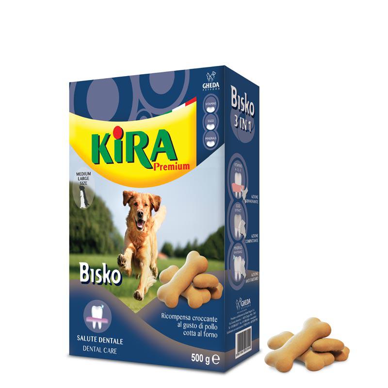 Хрустящий натуральный бисквит Kira Bisko 500г Кишинев