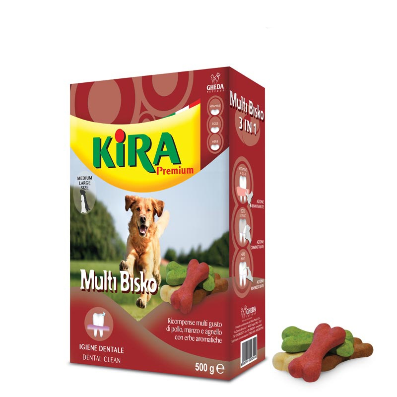 Хрустящий бисквит с овощами Kira Premium Multibisko 500г Кишинев