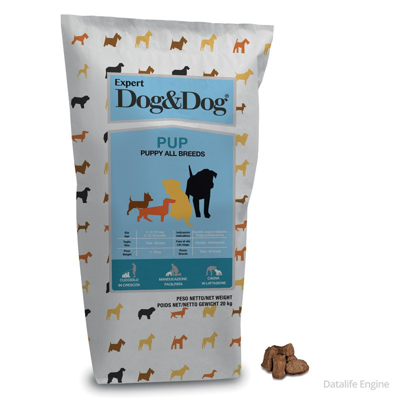 Сухой корм для щенков всех пород  Dog&Dog Expert Puppy 20kg Кишинев