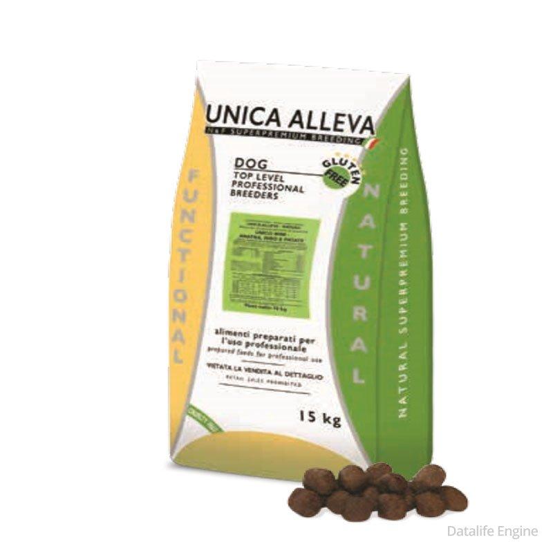 Unica Natura Корм суперпремиум для мелких пород с уткой 15кг Кишинев