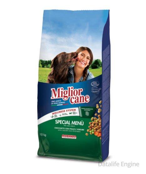 Сухой корм для собак Miglior Special Menu Курица и овощи 10 кг Кишинев