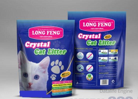 Силикагелевый наполнитель для кошачьего туалета 10 л Кишинев
