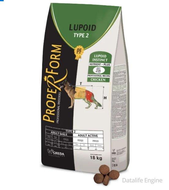 Суперпремиум корм для взрослых собак средних пород Proper Form Type 2 18кг Кишинев