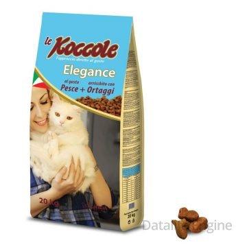 Сухой корм для кошек Koccole Elegance 2 кг с рыбой Кишинев