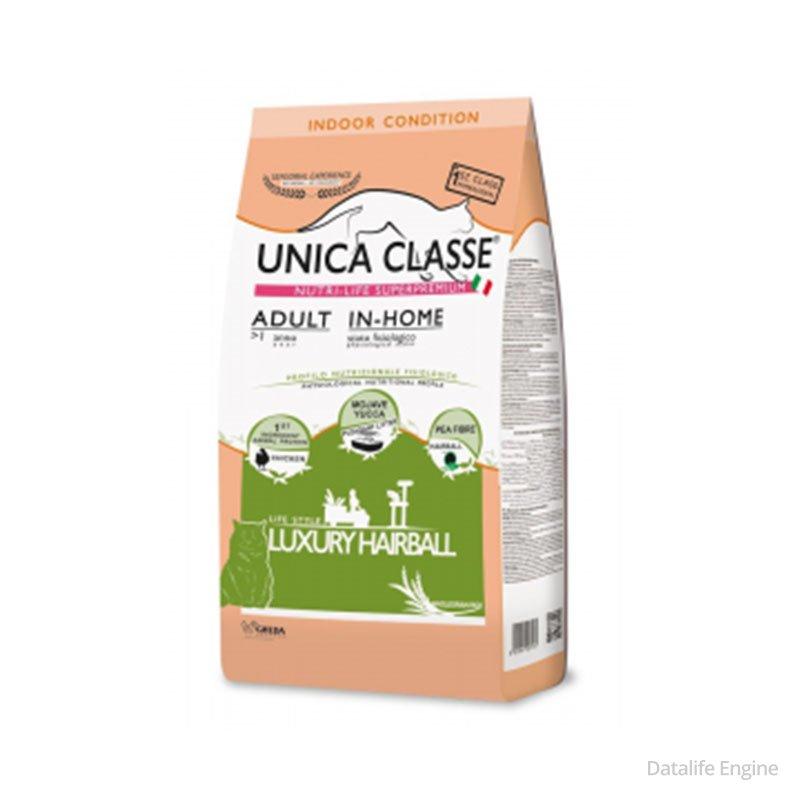 Сухой корм для кошек Unica Natura Classe 10кг с курицей Кишинев